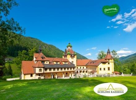 Schloss Kassegg - St. Gallen