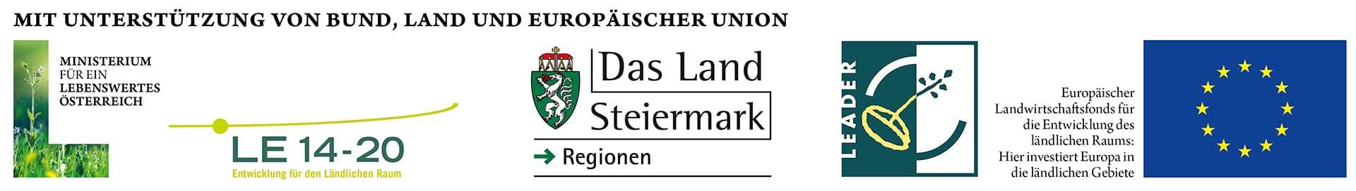Logoleiste von Bund