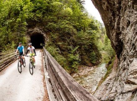 Trans Nationalpark - Hintergebirgsradweg